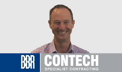 Paul Wymer welcomes new shareholder to BBR Contech