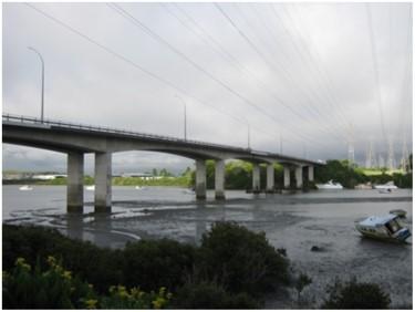Waipuna Bridge, Pakuranga, Auckland