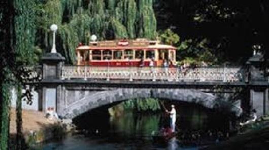 Armagh Street Bridge, CBD, Christchurch