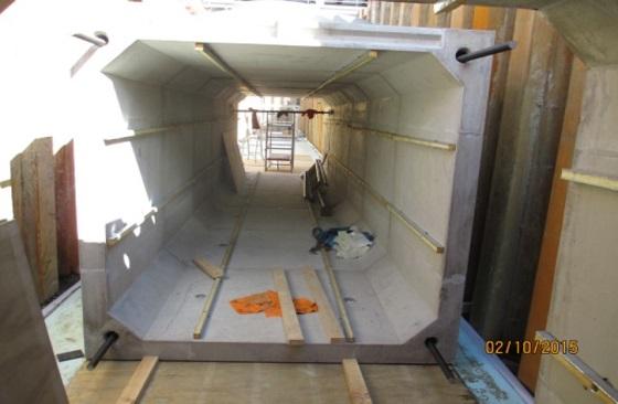 CJESP – Services Tunnel, CBD, Christchurch