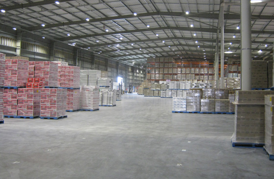 Cardinal Logistics Warehouse, Wiri, South Auckland