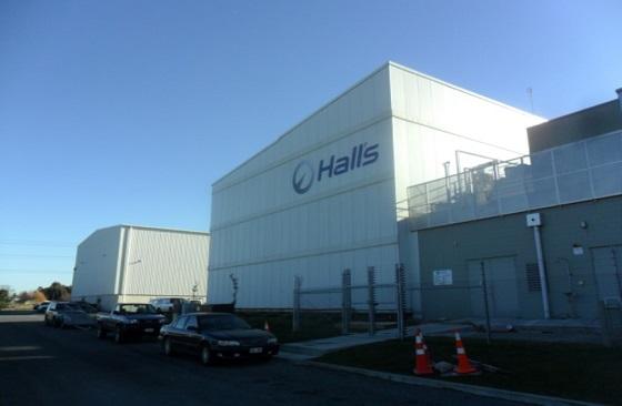 Halls Transport, Sockbun, Christchurch